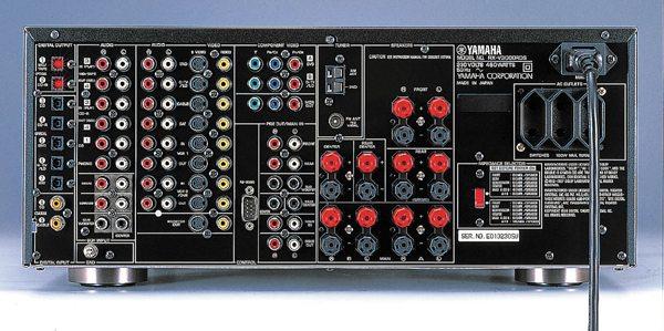 Yamaha Rx V  Hdmi Sync